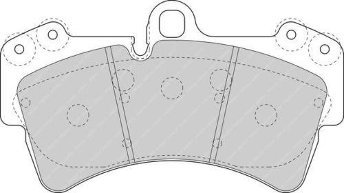 ferodo Premier Q7 Brake Pads