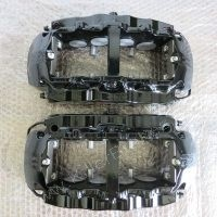 OEM Brembo 8pot Calipers Left and Right Brand New, never used, Brembo product code 20.7675.02 www.KillerBrakes.com