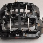 Audi RSQ3 Brembo 8Pot Calipers 8U0615107 8U0615108 20.7675.02 brackets pads pins NEW-48