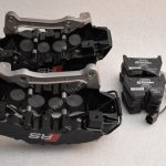 Audi RSQ3 Brembo 8Pot Calipers 8U0615107 8U0615108 20.7675.02 brackets pads pins NEW-54