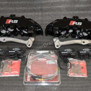Audi RSQ3 Brembo 8Pot Calipers 20.7675.02 with brackets and pads NEW
