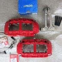 Audi RS Big Brake Kit Brembo 8 Piston Calliper 365mm RS4 RS5 A4 S4 A5 S5 R8 NEW www.KillerBrakes.com