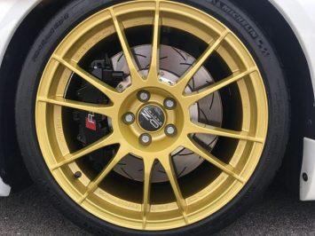 Vw Scirocco Brembo 8pots DBA brake discs