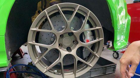 Audi TTRS 8J Ceramic Brakes RSq3 2020