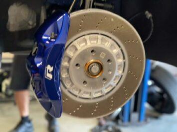 Arteon R 2021 BIg Brake kit 6pot Rsq3 F3 Brakes