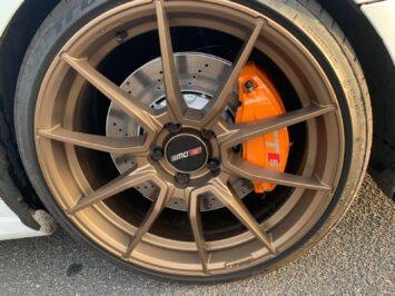 Audi A3 8p Cabrio Audi tts 8s 4pot brake upgrade3