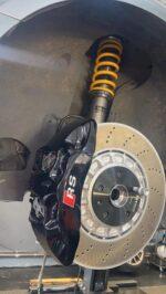 Audi RSq3 F3 Big Brake kit MQB 374mm