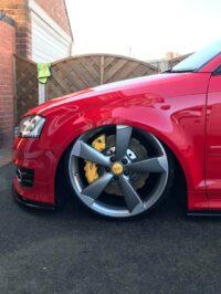 Audi Rsq3 8u brake kit brembo pot killerbrakes
