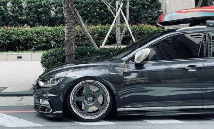 Audi Rsq3 F3 Brake upgrade Passat B8