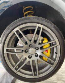 Audi TT 8j brake upgrade 4pot brake calipers 340x30mm brake discs
