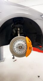 Golf 7.5R Big Brake 6pot Rsq3 f3 375x36mm 2
