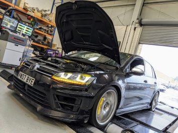 Mk7 R 700hp Brembo 8pots Dba brake discs