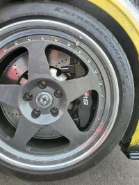 Audi S3 8v Brake upgrade Brembo 8pots USA