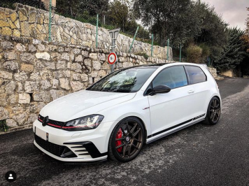 Golf 7 Clubsport 6pot Akebono Rsq3 F3 Brakes