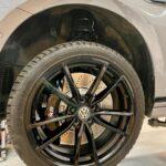 Tiguan R Brake upgrade big brake 6pot 374x34mm killerbrakes 2