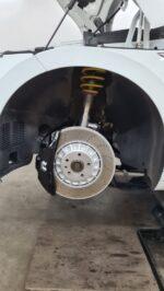 Vw Arteon Big Brake kit Audi Rsq3 F3 6pot calipers 374x36mm brake discs