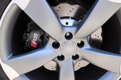 Audi A7 C7 Brembo 8pot upgrade