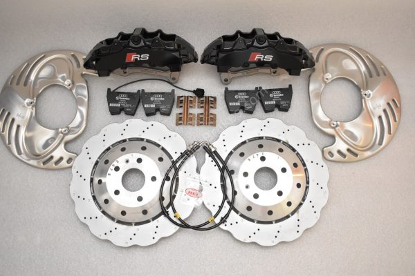 Audi RSQ3 Big Brake Upgrade Brembo 8Pot Calipers 365mm Wave Brake discs NEW-50