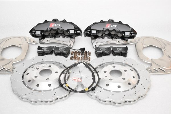 Audi RSQ3 Big Brake Upgrade Brembo 8Pot Calipers 365mm Wave Brake discs NEW-51