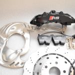 Audi RSQ3 Big Brake Upgrade Brembo 8Pot Calipers 365mm Wave Brake discs NEW-55