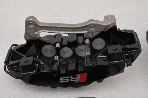 Audi RSQ3 Brembo 8Pot Calipers 8U0615107 8U0615108 20.7675.02 brackets pads pins NEW