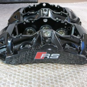 Audi RS6 RS7 Brake Calipers Brembo 6 pot Black www.KillerBrakes.com