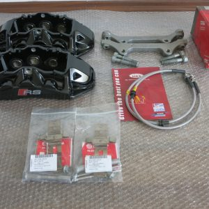 Audi RS6 RS7 Brake Pair Calipers Brembo 6 pot 4F0615107 20.8834.01 www.KillerBrakes.com