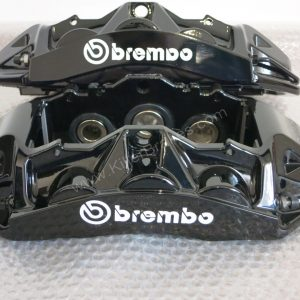 Audi RS6 RS7 Brake Calipers Brembo 6 pot 4F0615107 4F0615108 for Audi A5 S5 A6 4F 4G A7 4G S6 S7 with brackets www.KillerBrakes.com