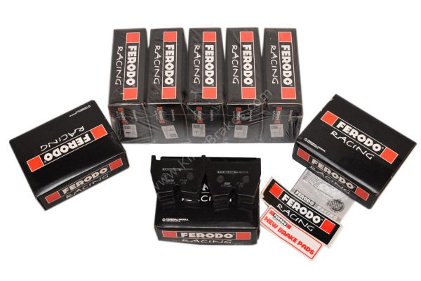 Ferodo Racing Front Brembo 8pot Brake Pads DS2500 FCP1664H New