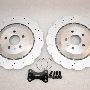 Golf mk7 7R Audi S3 8v Seat Leon Cupra 8v Rear brake upgrade 356mm wave discs