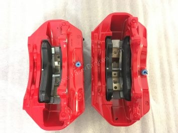 AMG Brake Calipers Set with pads for Mercedes-Benz W212 W218 E63 CLS63 HQ SE NEW www.KillerBrakes.com