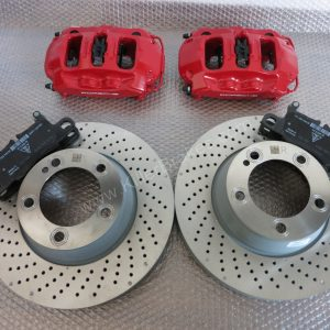 Porsche 911 991 Carrera 2S 4S C2S C4S 2016 Rear Brembo Brake kit