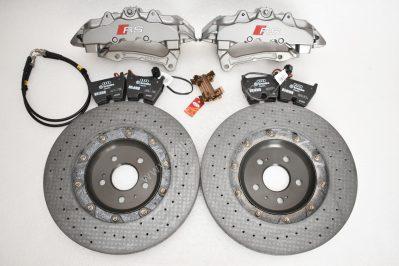 Audi TT RS 8S Ceramic Brake KIT 370x34mm ceramic discs NEW