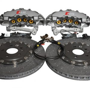 Audi TT RS 8S Ceramic Brake KIT 370x34mm ceramic discs NEW