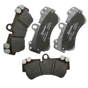 Brembo 17z Front Brake Pads Set Brembo Braking System