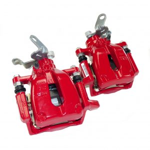 VW MK6 R20 Audi S3 8p TTRS Rear calipers 310x22mm New Red