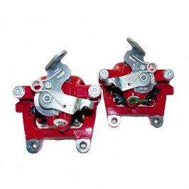 VW MK6 R20 Audi S3 8p TTRS Rear calipers 310x22mm New Red