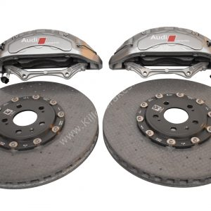 Audi Rs4 RS5 B9 Front Carbon Ceramic Brake Kit 400x38mm NEW