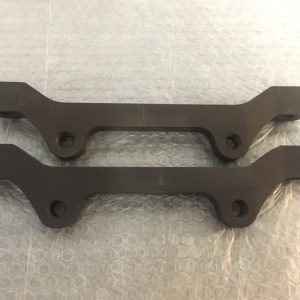 Audi Rs6 RS7 custom adapter brackets 6pots OEM Brembo 390mm discs(wave and round)