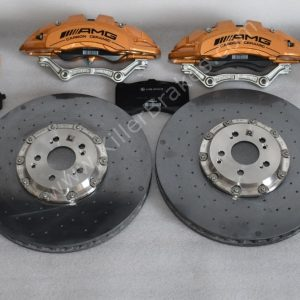 MERCEDES-BENZ W222 W217 S-Class S63 S65 AMG Ceramic Brake System