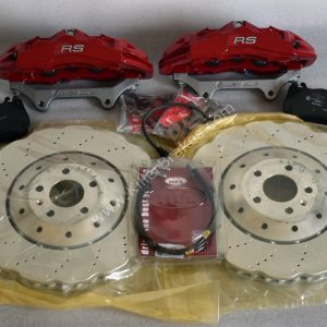Audi RS6 RS7 Front Brake Kit Brembo 6pot 390x36mm Red