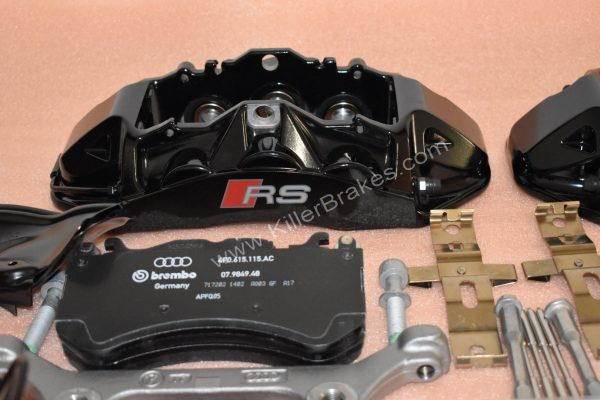 Audi RS6 RS7 Front Brake Kit Brembo 6pot 390x36mm