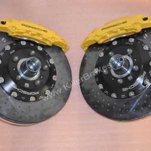 Porsche 911 997/991 Turbo GT3 GT4 GT3RS Front ceramic brake kit NEW