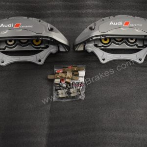 Details about Audi RS6 RS7 Carbon Ceramic Calipers 420x40mm 4G0615107E 4G0615108 RS4 RS5 S6 S7