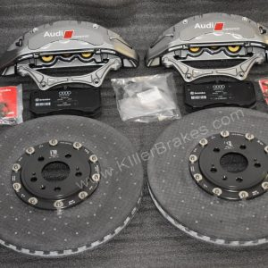 Audi RS6 RS7 Carbon Ceramic Brakes 420x40mm 4G0615107E 4G0615108E RS4 RS5 S6 S7