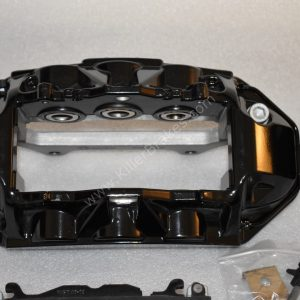 Audi RS6 RS7 Front Calipers Brembo 6pot 4G0615107D 4G0615108D Black New- 1