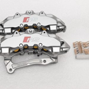 Audi TTRS 8S RS3 Ceramic Calipers Brembo 8pot NEW 8v 8S Golf 7 R S3 8v 8S