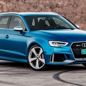 Audi Rs3 8v 2017 Sportback