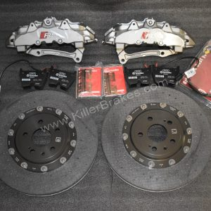 Audi Rs3 8v Sedan Ceramic Brake kit Brembo 8Pot 370x34mm NEW