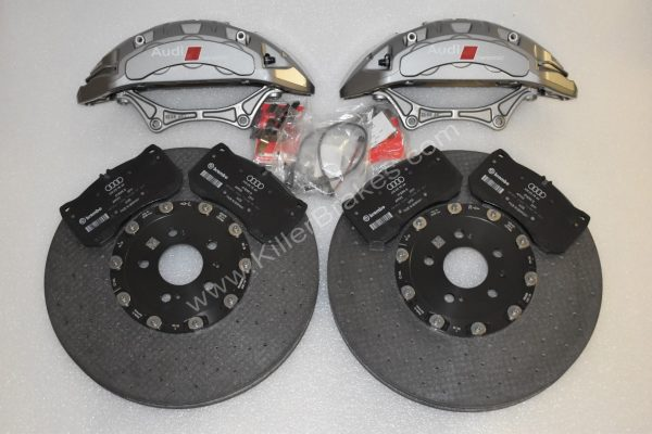Audi Rs6 Rs7 Carbon Ceramic Front Brake kit 420x40mm Audi S4 S5 Rs5 S6 S7 NEW